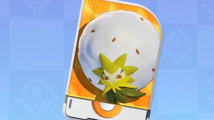 Pokémon Unite patch notes Eldegoss.