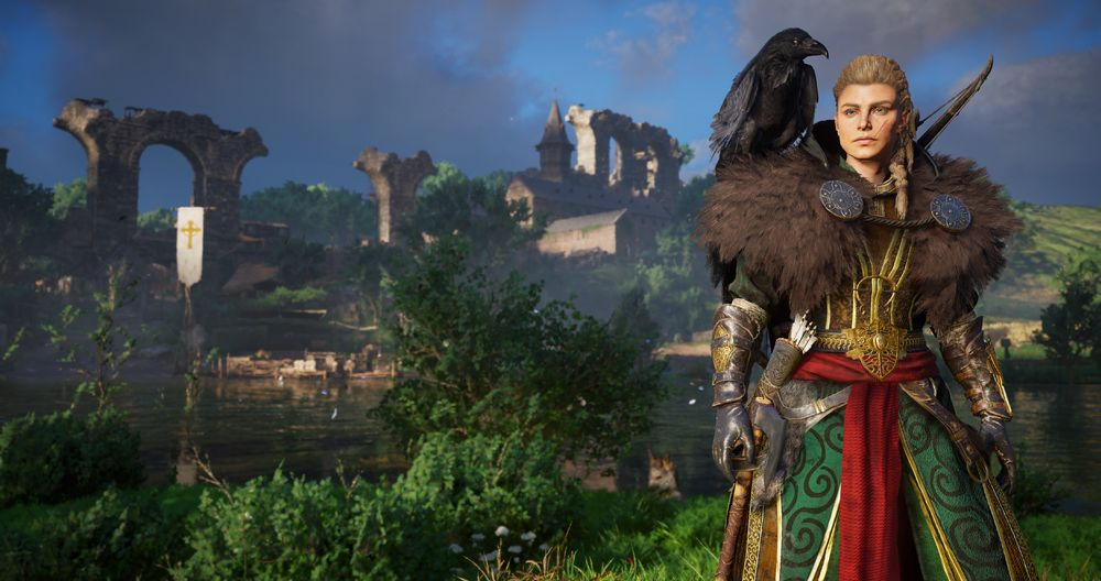 Massive Assassin's Creed Valhalla Update Adds New Modes and More