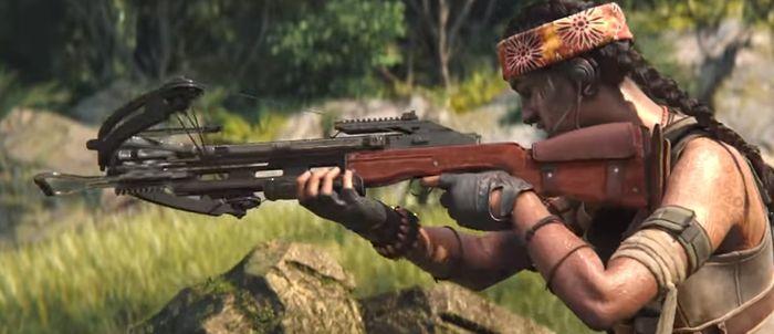 Crossbow Black Ops Cold War