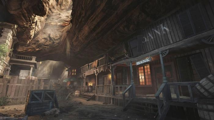 Buried Warzone Point of Interest Mineshaft Release Date