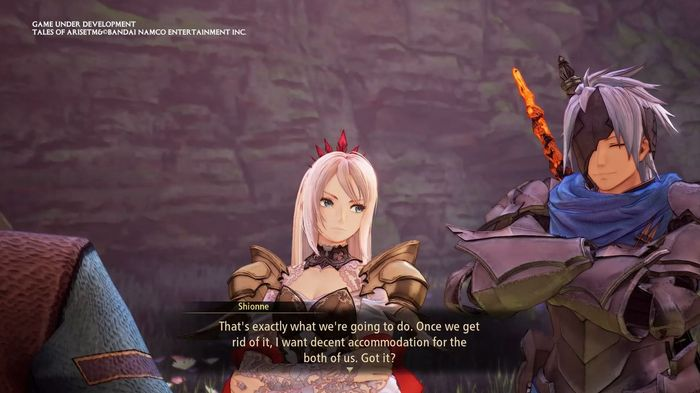 Tales of Arise protagonists Shionne and Alphen