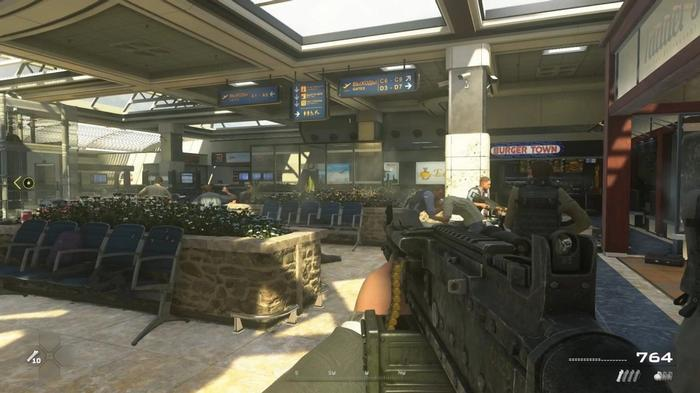 MW2 Campaign Remastered No Russian Walkthrough