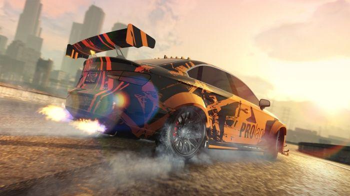GTA Online Los Tuners DLC car