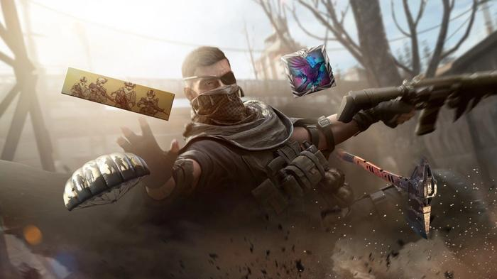 Demir from COD: Mobile showcasing the Battle Pass Rewards