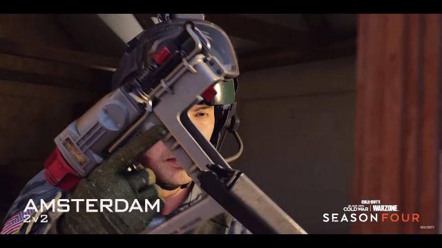 Nail Gun Cold War Warzone Season 4