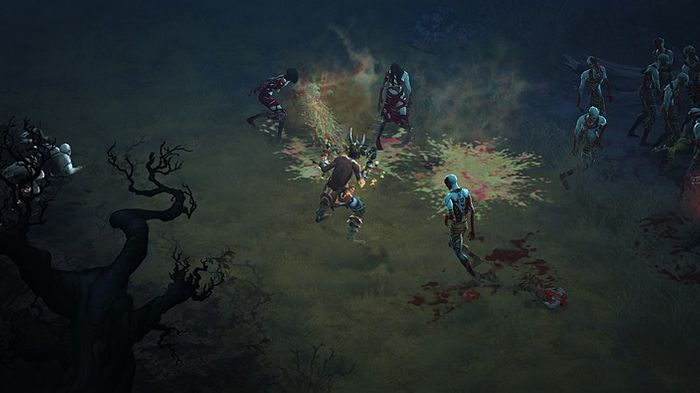 Diablo 3 Witch Docter Class