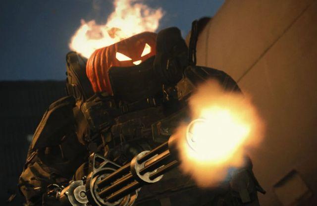 Black Ops Cold War Halloween Easter Egg