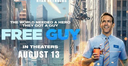 Ryan Reynold's Movie, Free Guy Has A New Trailer And Release Date