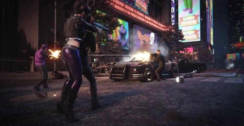 Saints Row 3 Remastered Cheats PS5 And Xbox Series S/X