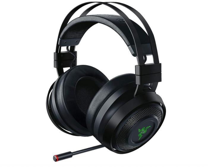 best Razer headset, product image of a black Razer headset