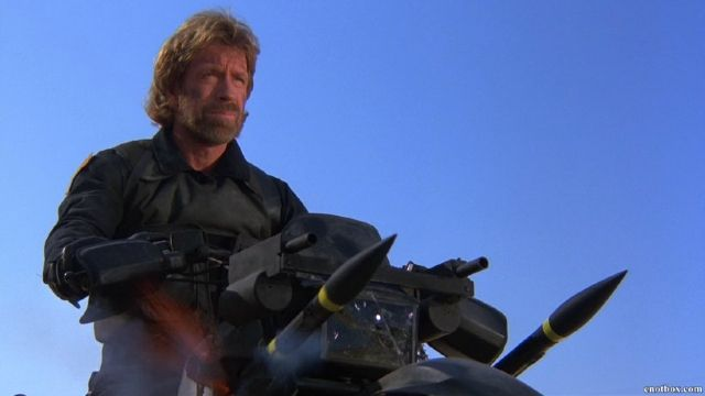 Chuck Norris Warzone Operator