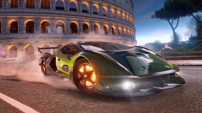 Asphalt 9: Legends is one of the best Android racing games around.