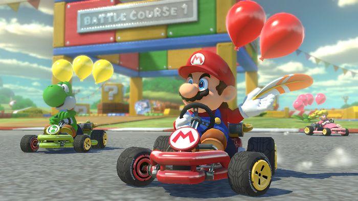 Mario Kart 8 Deluxe's Battle Mode