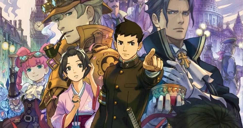 The Great Ace Attorney Is Finally Being Localised, And We Should All Be Excited