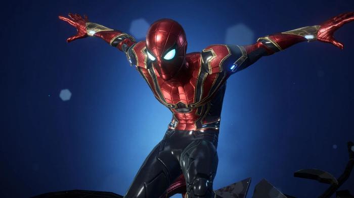 Spider-Man in Marvel Future Revolution.