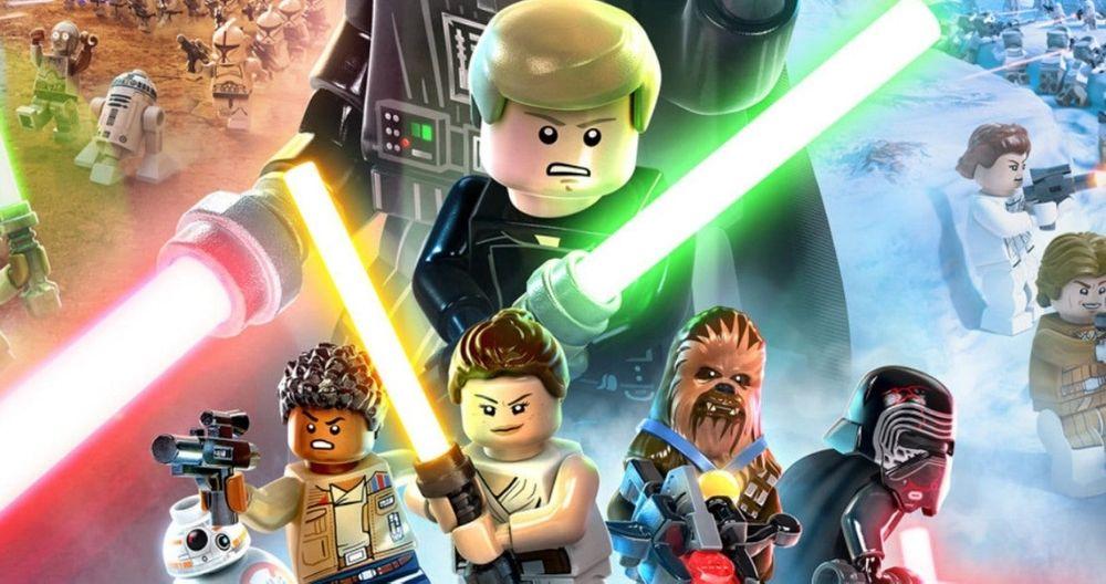 New Gameplay Footage Emerges For Lego Star Wars: The Skywalker Saga