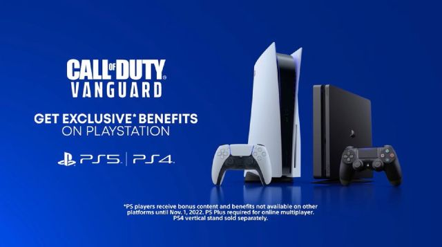 Call of Duty: Vanguard PlayStation Exclusive Content