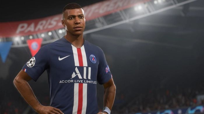 Expect to see cover star Kylian Mbappe's mug all over the show