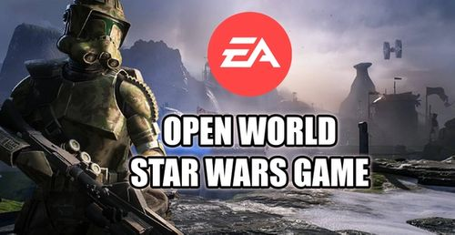 EA's new studio may develop a Star Wars open-world game