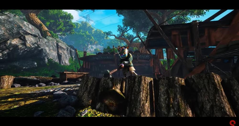 Sweeping New Biomutant Trailer Shows Off THQ Nordic's Gorgeous World