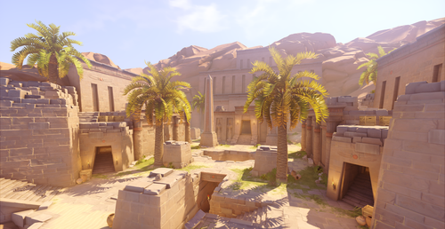 Overwatch 2 Maps Feature New Weather Variants And Different Times