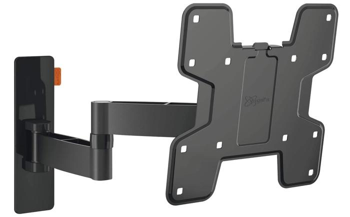 Best Tv wall mount, product picture of black wall mount for TV