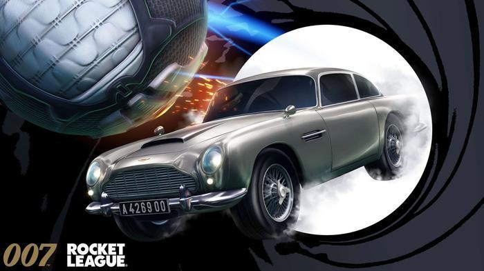 "<img src=""db5poster.jpg"" alt=""aston martin db5 artwork as it jumps through the iconic Bond graphic and kicks a ball"">"