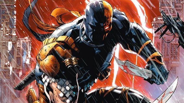 DC Comics' Deathstroke