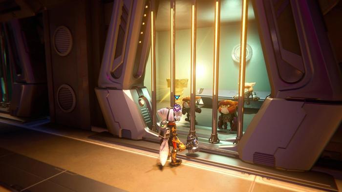 Ratchet and Clank Rift Apart Gold Bolt 25