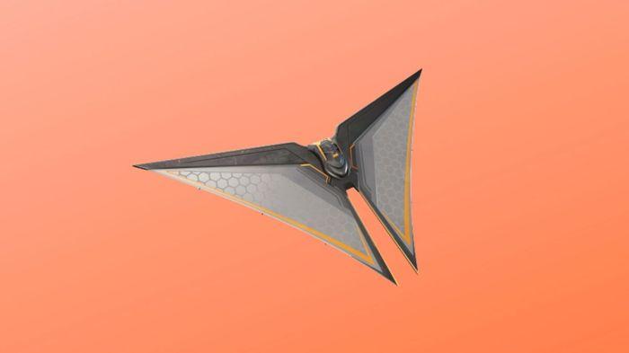 Fortnite Deathstroke Glider