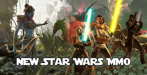 Ubisoft's Star Wars MMO Owes Its Life to Avatar Game