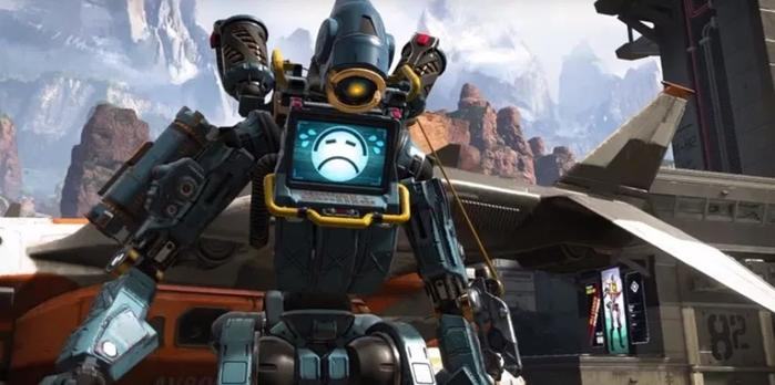 Apex Legends Season 5 Bloodhound and Crypto buffs.
