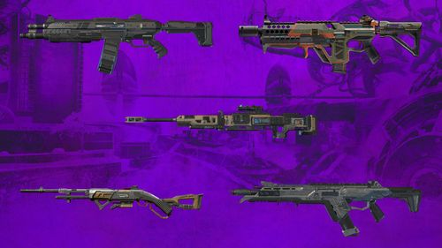 Apex Legends Season 9 Best Guns by Class and All Weapon Stats