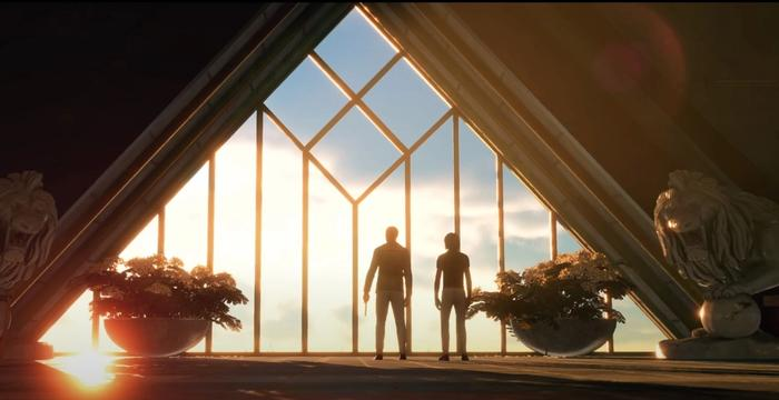 At the ending of Far Cry 6, Dani Rojas meets with Anton Castillo and his son, Diego.