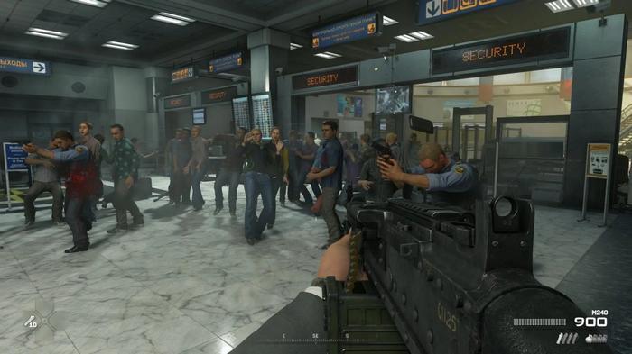MW2 Campaign Remastered No Russian