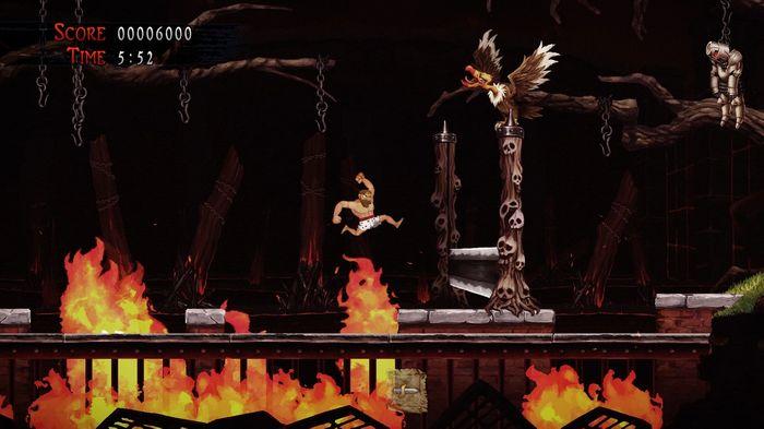 Ghosts 'n Goblins Resurrected Screenshot