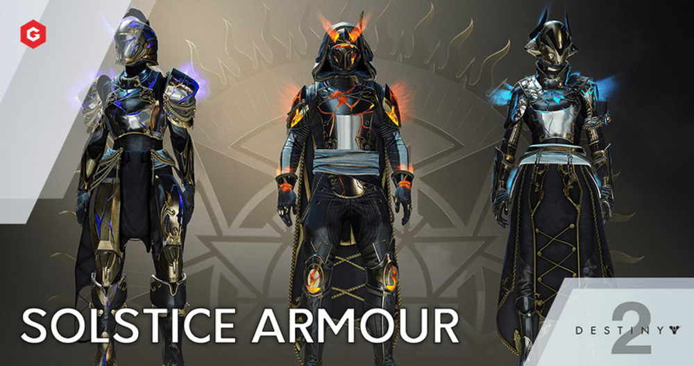 Destiny 2 Solstice of Heroes 2020 Armour Upgrade Guide: How To Get Majestic and Glowing Gear