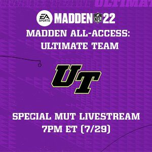 Madden 22 Ultimate Team feature reveal stream info