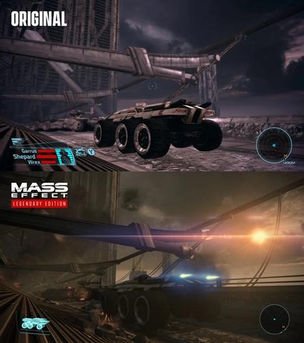 Mass Effect Legendary Edition Release Date Mass Effect 1
