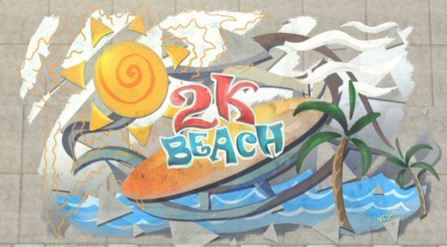 NBA 2K21 2K Beach 1
