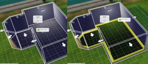 Sims 4 building floors