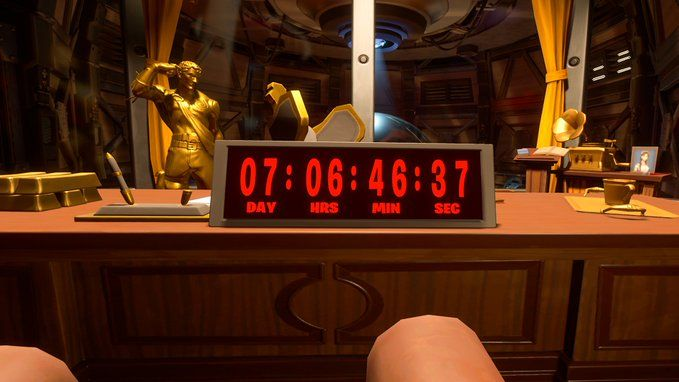 Doomsday Countdown 1