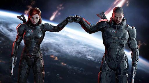 Mass Effect 2 wallpaper image