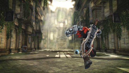darksiders warmastered edition games with gold
