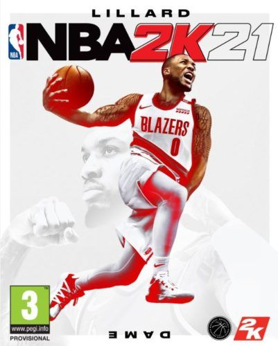 NBA 2K21 STANDARD EDITION PRE ORDER 1