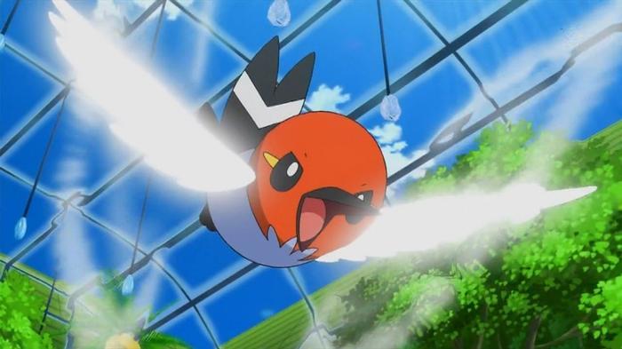Pokemon Go Bravest Bird Community Day Event Fletchling