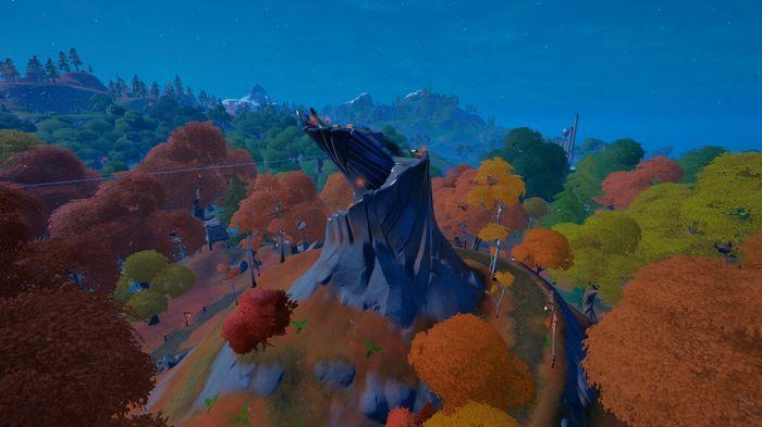 Fortnite Chapter 2 Season 6 Map Changes Spire
