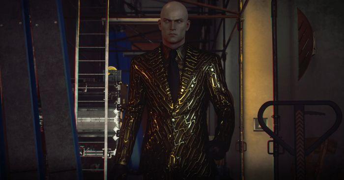 Hitman 3 Seven Deadly sins new DLC Gold Suit