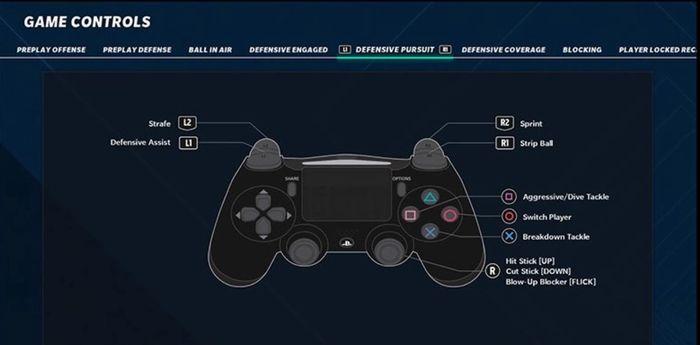madden 21 controls defensive pursuit 1