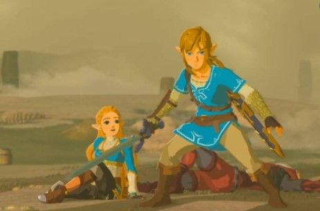 CO-OP: Zelda will have a more prominent role in BOTW 2.